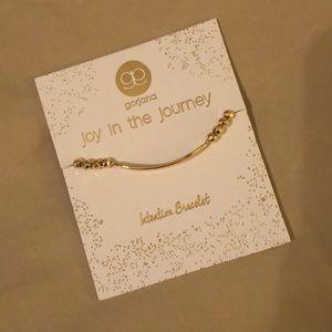 BNWT Gorjana Joy in the Journey bracelet
